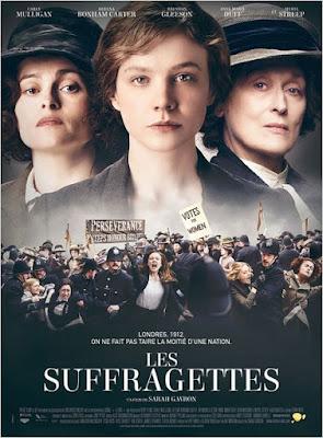 Les Suffragettes poster