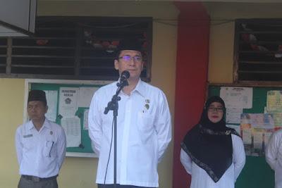 Kakankemenag Buka UAMBN-BK MAN Tanjungbalai