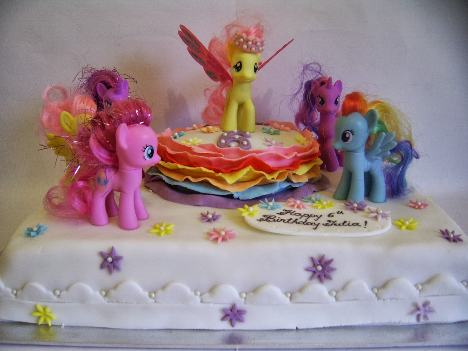 Irenafoods My Little Pony Cake Tort My Little Pony