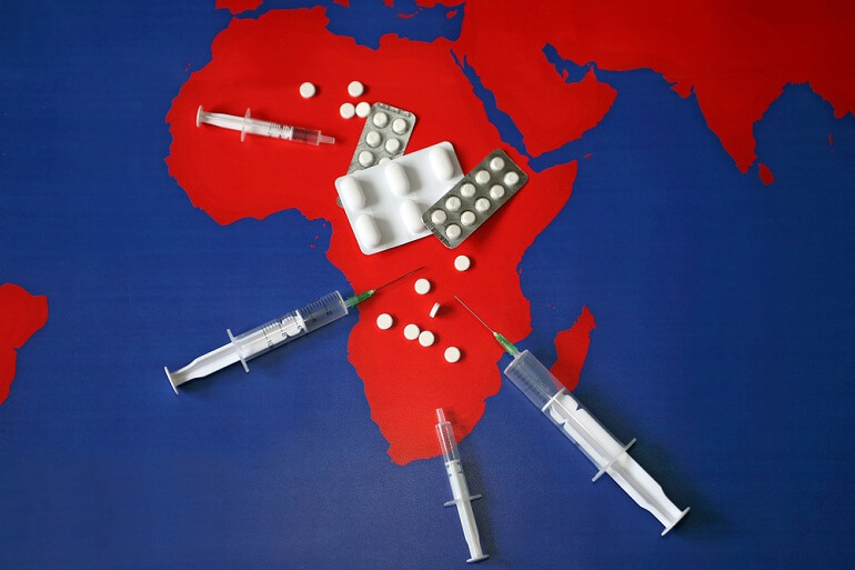 Saintis Temui Vaksin 'Imbokodo' Penawar AIDS