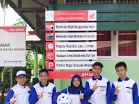 SMKN 07 Pontianak  Sekolah Binaan Safety Riding Pertama di Kalbar