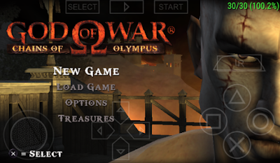 download god of war chains of olympus psp iso highly compressed