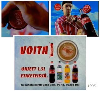 Coca Cola Mainos