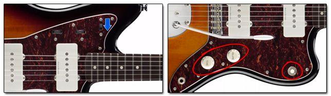 Cómo Funciona el Selector de Circuito de una Fender Jazzmaster