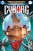 DC Renascimento: Cyborg #13