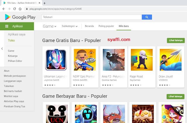Daftar 5 Game Android Terbaru Gratis Populer Mei 2020