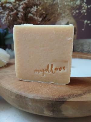 Mydlove Jemné mydlo s kozím mliekom a bambuckým maslom