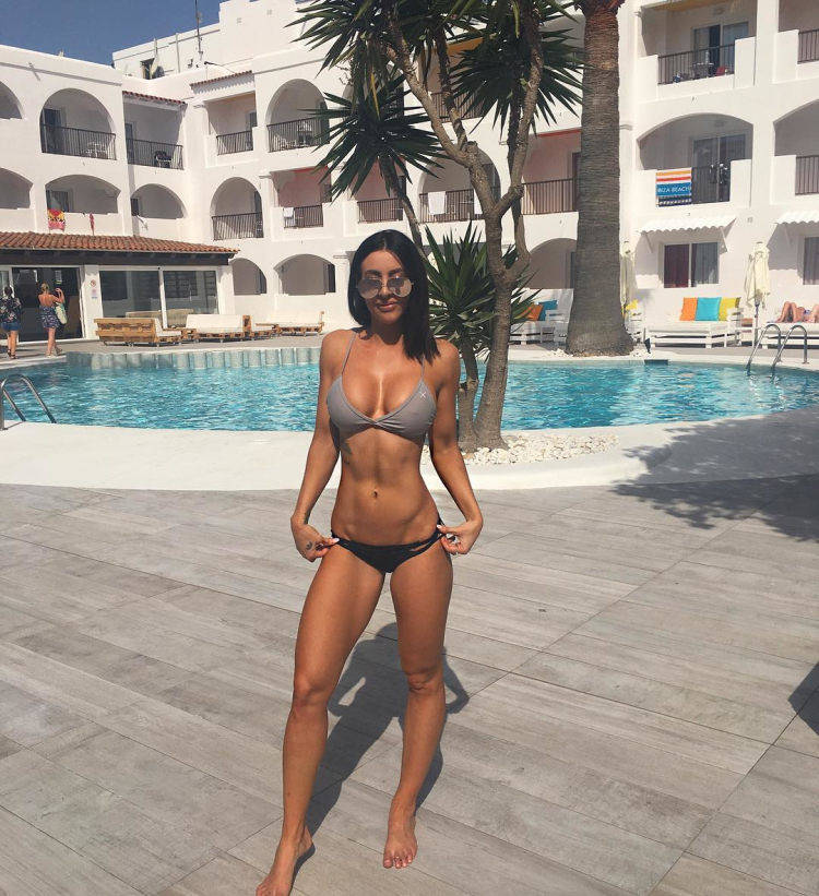Australian Fitness Steph Pacca