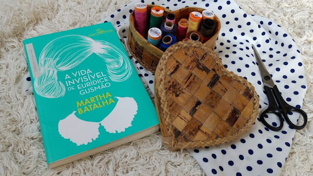 Resenha Livro A vida invisível de Eurídice Gusmão