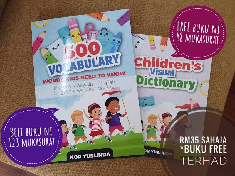 500 VOCABULARY - Words Kids Need To Know