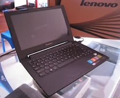 jual netbook 2nd lenovo ideapad s215
