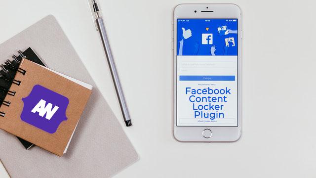 Facebook Content Locker