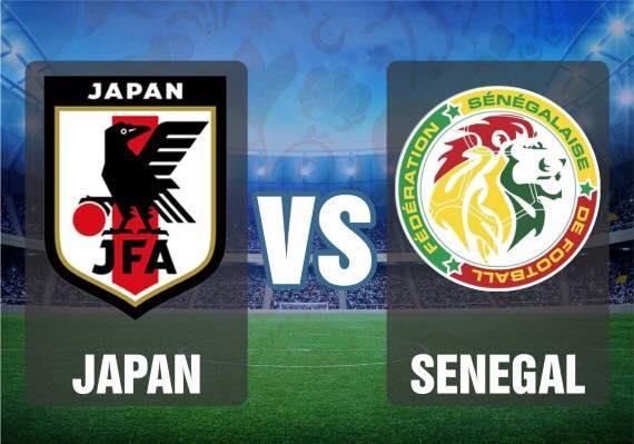 JAPAN VS SENEGAL LIVE STREAM WORLD CUP 24 JUNE 2018