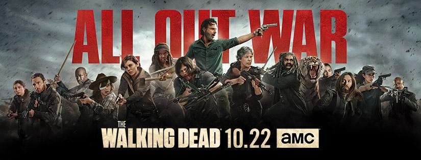 The Walking Dead Sezonul 8 episodul 16