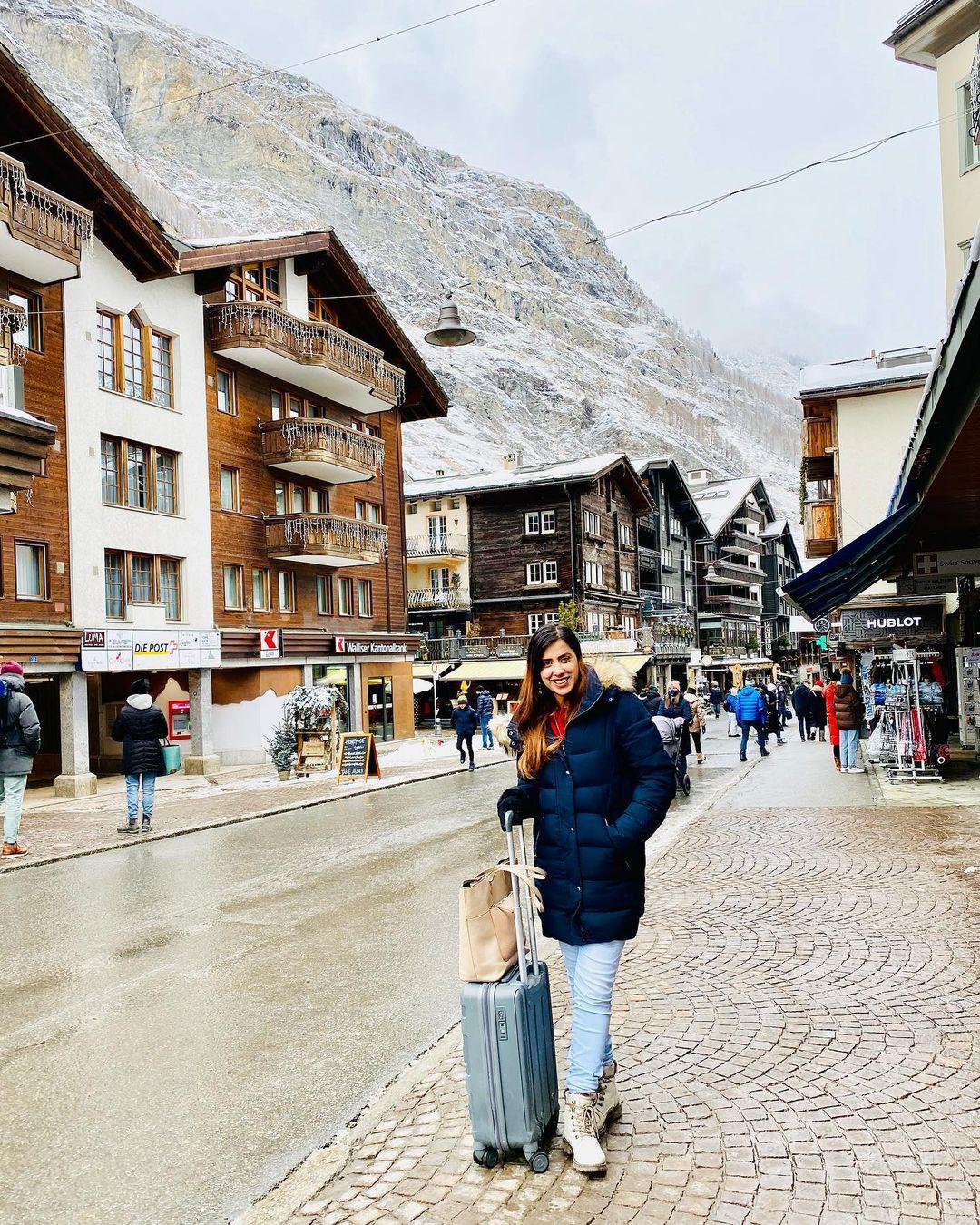 Resor Zermatt Swiss Wisata Favorit Salju