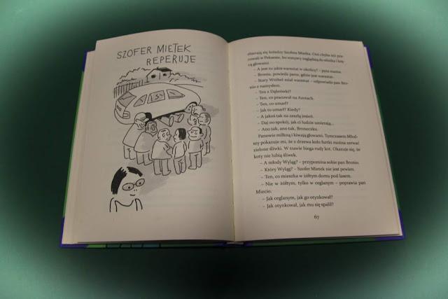 """""""Klara. Proszę tego nie czytać"""", """"Klara. Słowo na »Szy«"""" Marcin Wicha"""