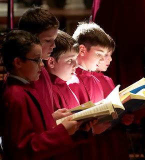 Children's Choir Information Request