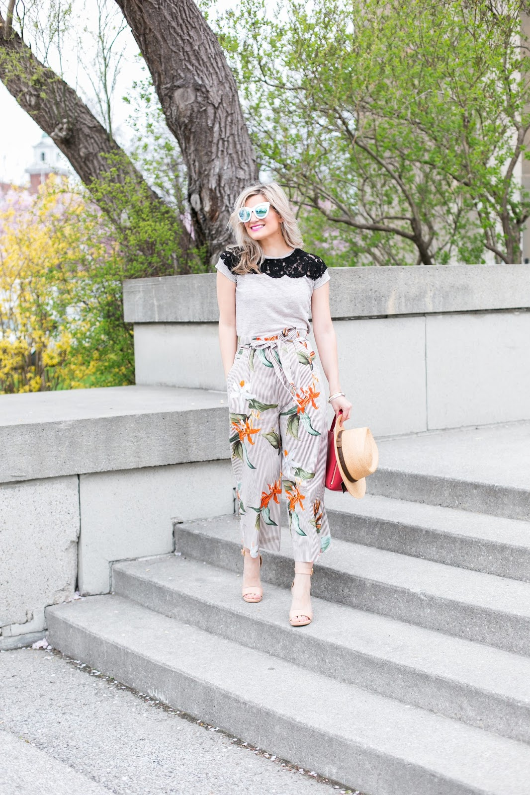 Bijuleni | How To Style Culottes