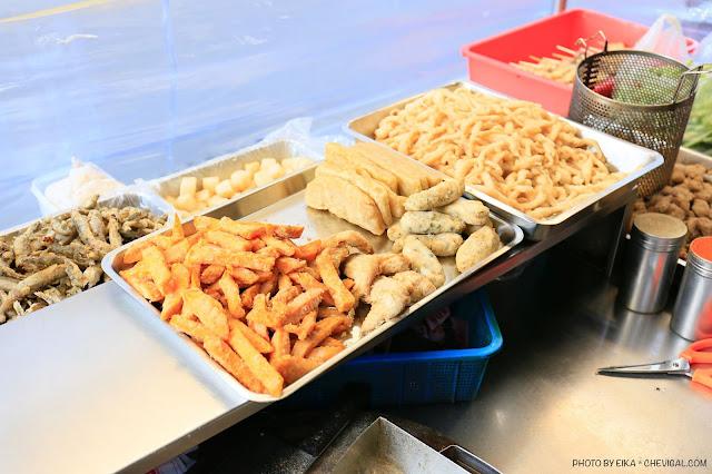 MG 9888 - 水湳鹹酥雞最好吃的竟然不是鹹酥雞?水湳市場人氣炸物好涮嘴,還有超特別的炸蚵捲!