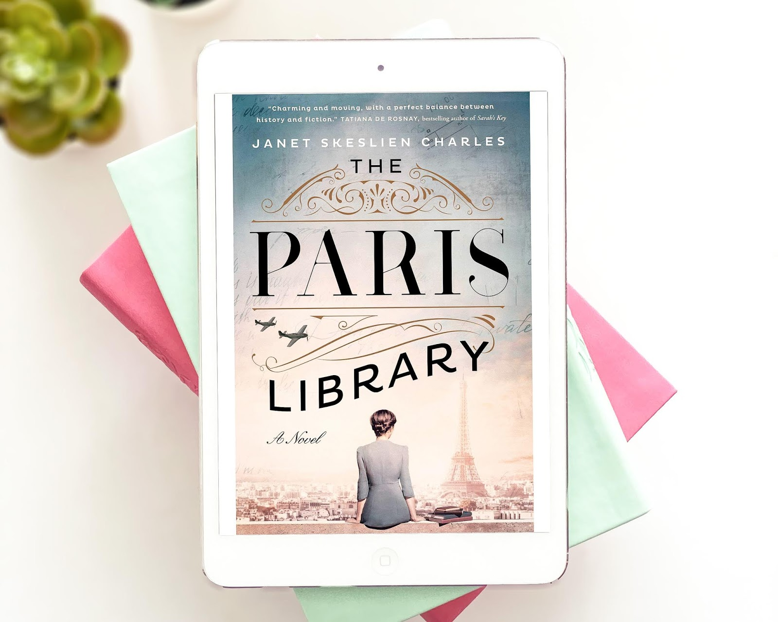 The Paris Library - Book Review - Incredible Opinions