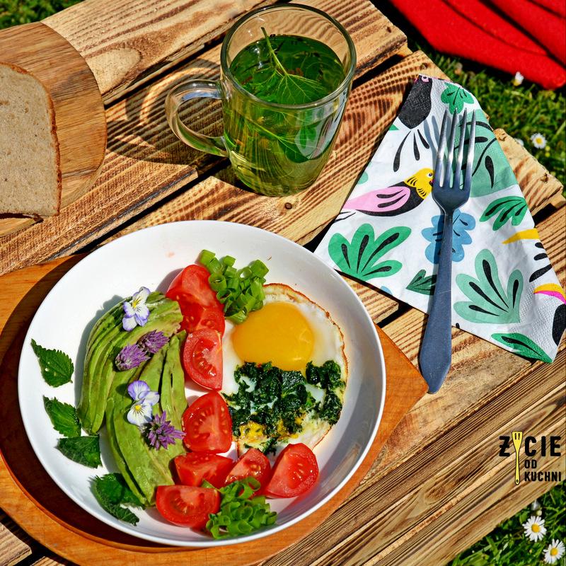 pokrzywa, wlasciwosci zdrowotne pokrzywy, posel jacek zalek, dania z pokrzywa, pokrzywa na talerzu, przepisy z pokrzywa, zycie od kuchni