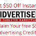 BidVertiser Promo&Coupon Codes: Flat $50 Off Instantly