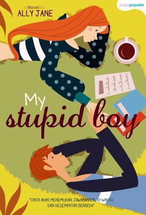 Kim Hyo Yeon meninggalkan negara asalnya My Stupid Boy PDF Karya Ally Jane