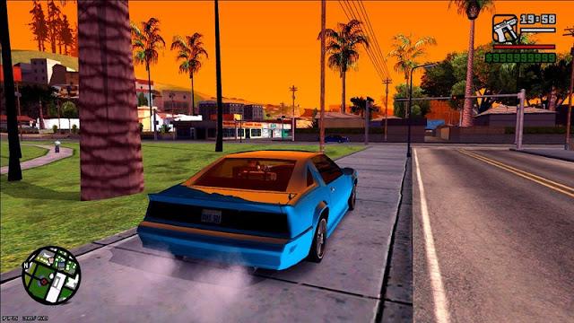 GTA San Andreas Enb Color Mod 2021