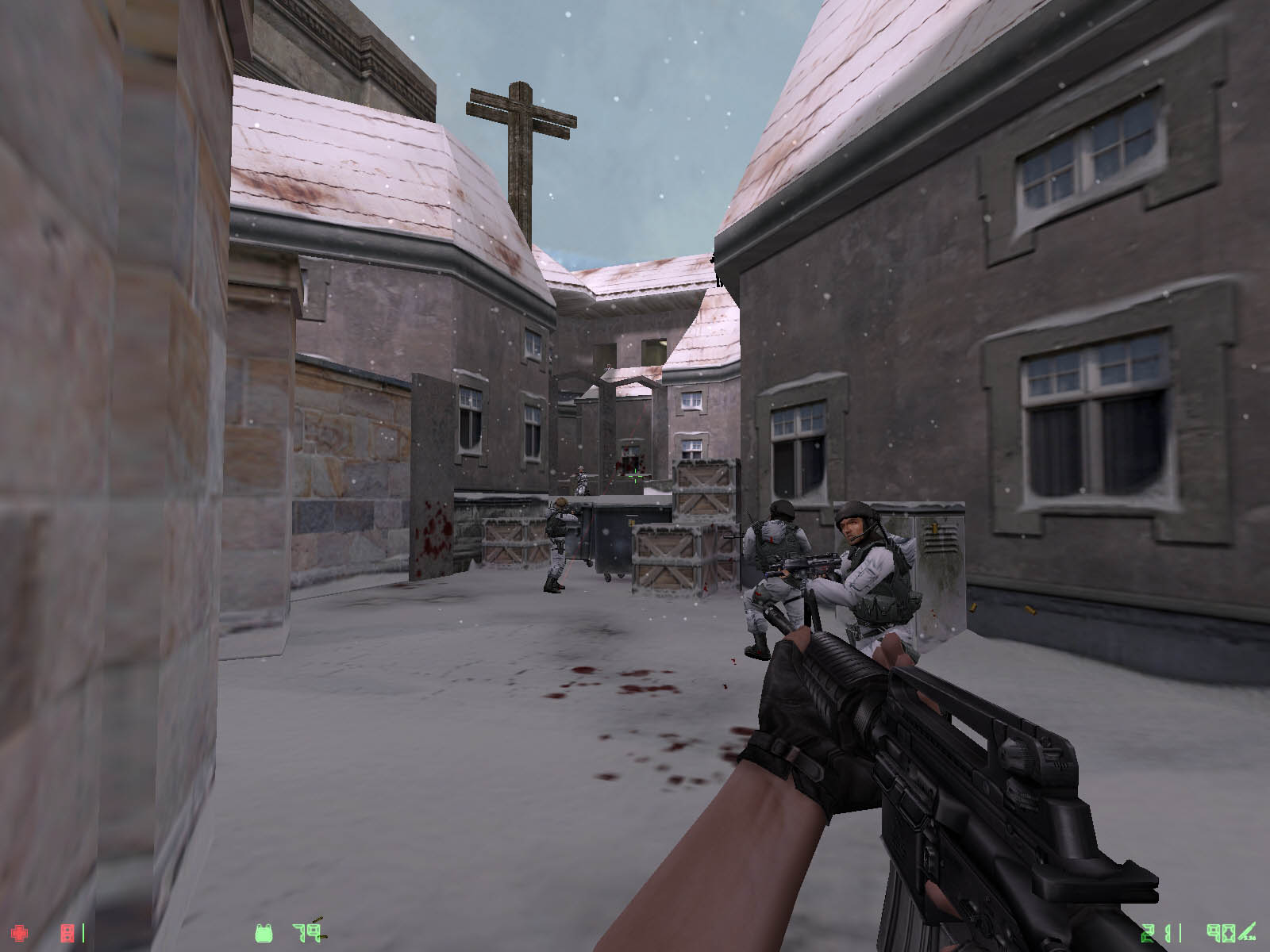 Counter-strike condition zero pc review and full download | old.