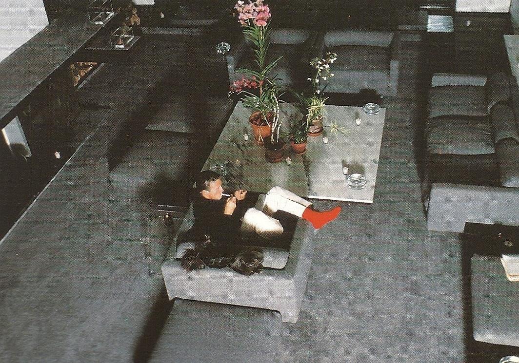 Black Carpet Bedroom