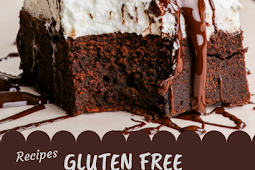 Sky High Marshmallow Brownies Gluten free #glutenfree