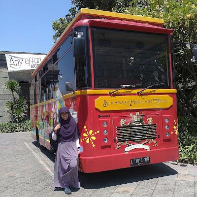 Wisata Gratis Surabaya Dua Hari Satu Malam