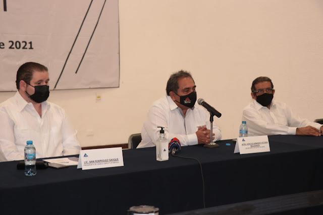 Inician el 4 de mayo los Foros Democráticos de la Canaco Mérida