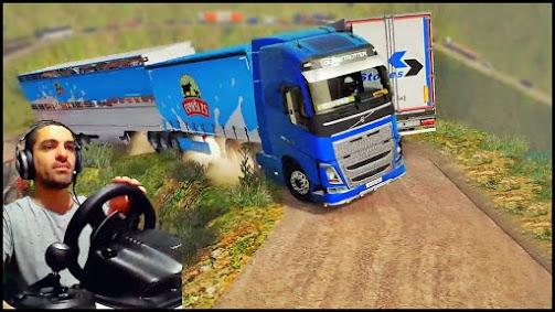 Live Euro Truck Simulator Simulador caminhão