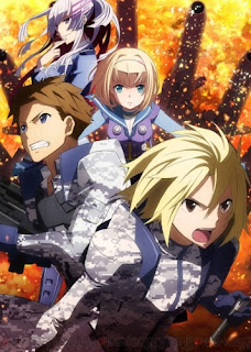 Capitulos de: Heavy Object
