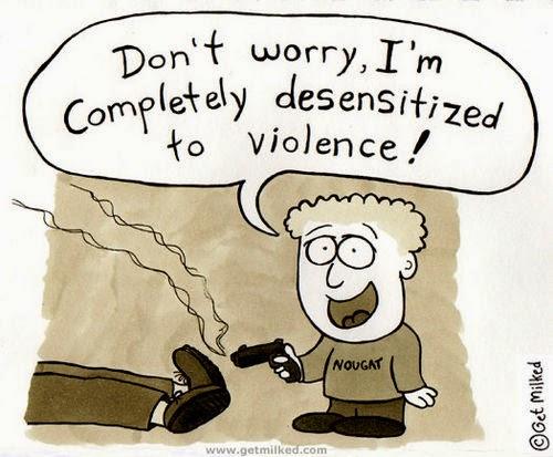 effects of media violence on childrens behavior