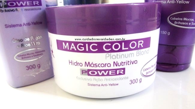 Magic Color Power