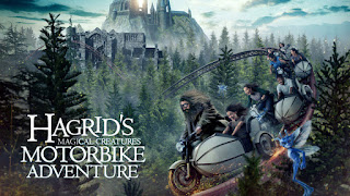 Rumor Mill: Don't Expect Hagrid Soft Openings? Is Hagrid's Motorbike More Intense Than Originally Thought?
