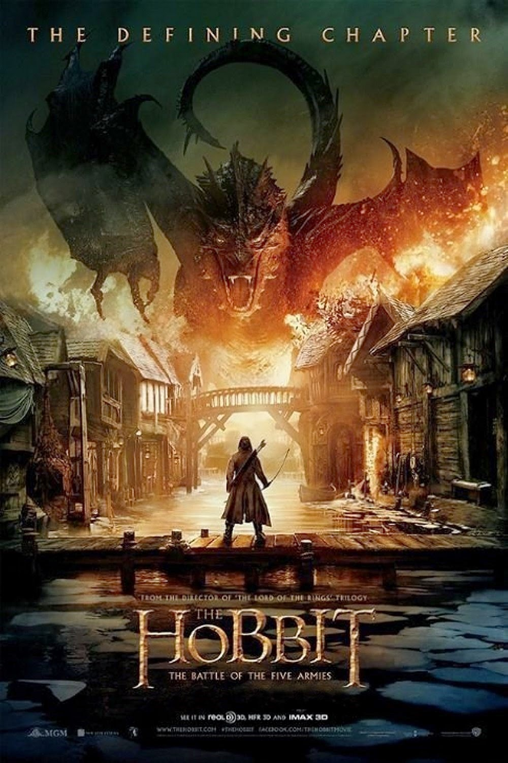 The Hobbit Sub Indo : hobbit, Hobbit:, Battle, Armies, Subtitle, Indonesia, Ngalor, Ngidul