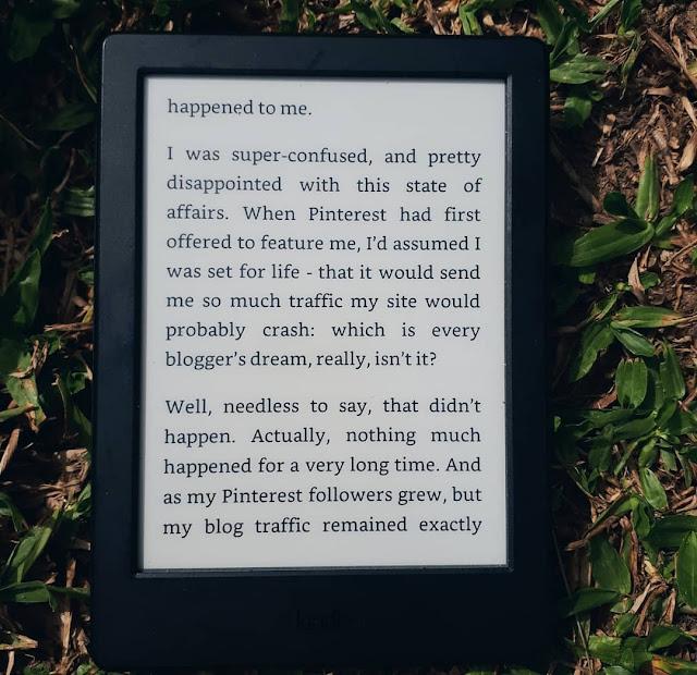 5 razões para viajar com um Kindle