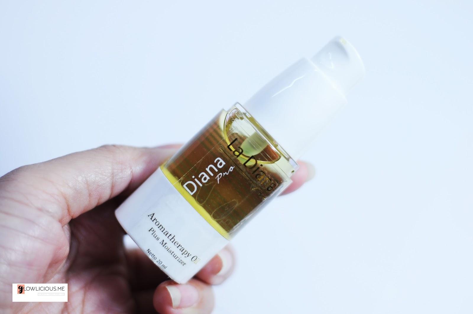 La Diana Aromatherapy Oil Plus Moisturiser