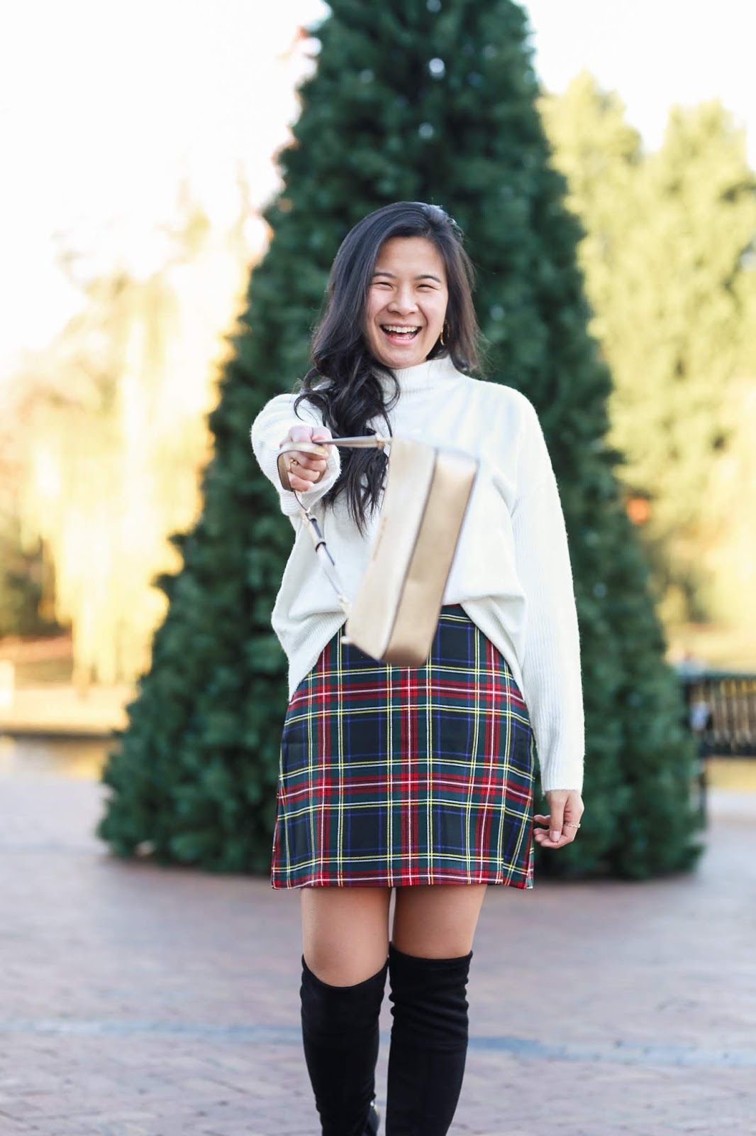 Holiday Tartan Plaid for the Holidays