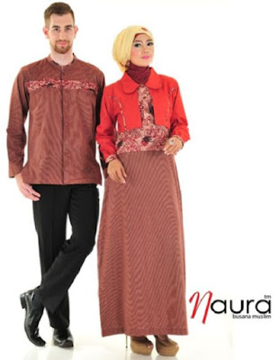 Batik Sarimbit Pasangan Muda