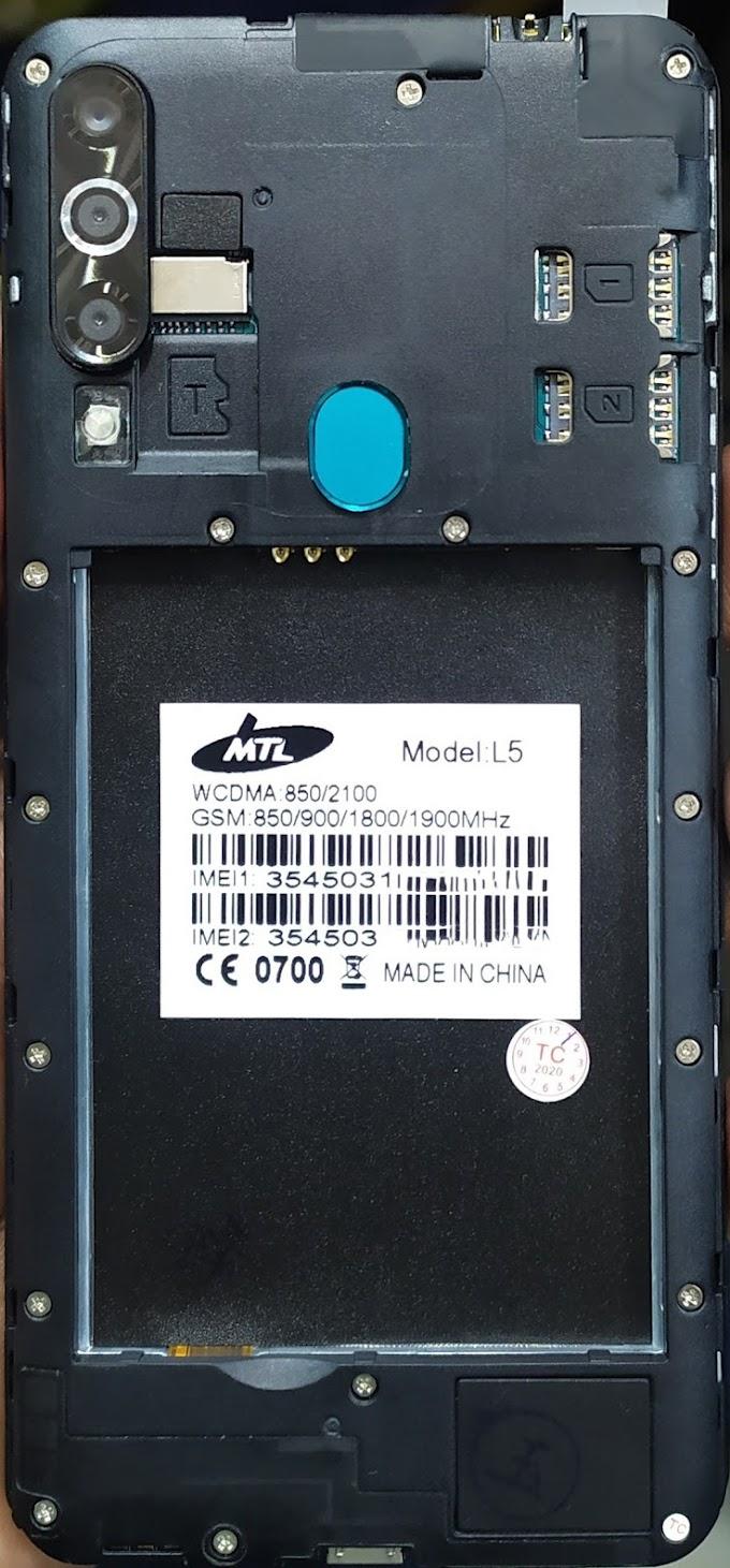 MTL L5 FLASH FILE FIRMWARE STOCK ROM