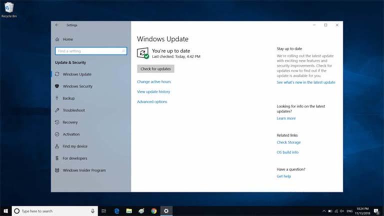 Masalah Driver Dan Bug Di Windows 10 Versi 1809 Akan Diperbaiki Bulan Ini