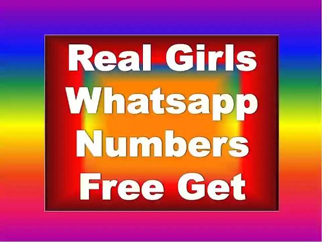 Real Girls Whatsapp Numbers   Real Girls Phone Numbers
