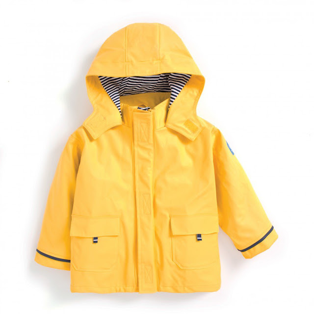 Jojo Maman Bebe Children's Fisherman's Jacket