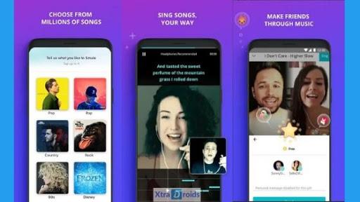 Aplikasi SMULE - Aplikasi Karaoke Sosial