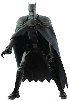 DC Comics Steel Age Batman 1/6 Scale Collectible Figure by ThreeA