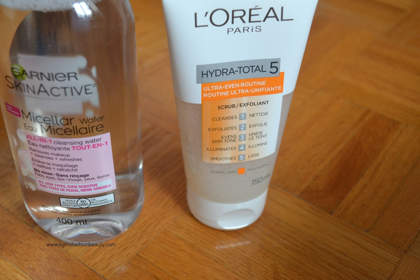 new at the drugstores, L'Oréal Infallible Pro Matte Gloss in Statement Nude, Maybelline Vivid Matte Liquid in Nude Flush, l'oreal hydra-total scrub, montreal blogger, brown beauty blogger, garnier micellar water